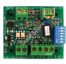Global Fire LSCISO Equipment hangjelző vezérlőmodul 107473