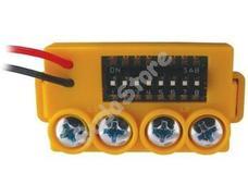 Global Fire MAM YELLOW manuális címző modul kézi jelzésadókhoz sárga 107468