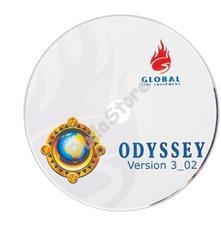 Global Fire Equipment Odysses szoftver 107503