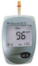 WELLMED EasyTouch GCU vércukor koleszterin húgysavmérő készülék