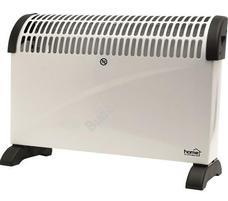 HOME Fűtőtest falra szerelhető termosztátos 750/1250/2000W 8960584