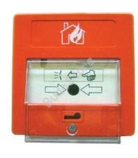 SYSTEM Sensor MCP2A-R01 Hagyományos kézi jelzésadó 104206