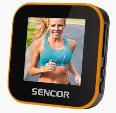 SENCOR SFP 6070 MP3/MP4 lejátszó 8 GB SFP6070