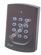 SOYAL AR-721HV3-B Mifare Önálló vagy hálózati vezérlő szürke 101397