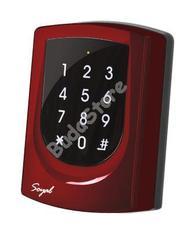 SOYAL AR-725ED Mifare Önálló 2 ajtós vezérlő piros 109802