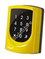 SOYAL AR-725ED Mifare Önálló 2 ajtós vezérlő sárga 109803