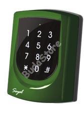 SOYAL AR-725ED Mifare Önálló 2 ajtós vezérlő zöld 109805