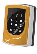 SOYAL AR-725HM Mifare Önálló vagy hálózati vezérlő narancs fémkeret 106271