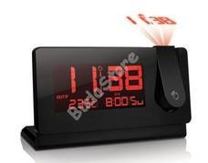 OREGON SCIENTIFIC 156318 RMR391P-BK fekete projektoros óra hőmérő RMR391PBK