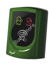 SOYAL AR-725UB Közelítőkártyás segédolvasó beléptetőrendszerekhez zöld