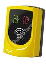 SOYAL AR-725UB-W Közelítőkártyás segédolvasó beléptetőrendszerekhez sárga