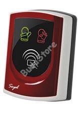 SOYAL AR-725UDM Kártyaolvasó hálózati központokhoz vagy önálló vezérlőkhöz piros