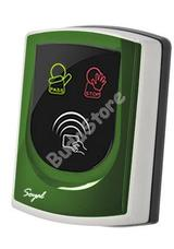 SOYAL AR-725UDM Kártyaolvasó hálózati központokhoz vagy önálló vezérlőkhöz zöld