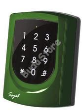 SOYAL AR-725K Mifare Kártyaolvasó és kódbillentyűzet hálózathoz/önálló vezérlőkhöz zöld