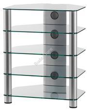 SONOROUS RX 2150-C-SLV Hi-Fi állvány ezüst RX2150CSLV