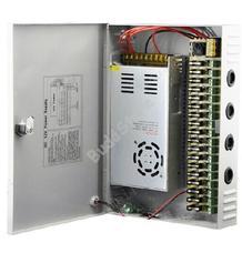 SUNWOR SCPS-1230-18 Kapcsolóüzemű CCTV tápegység SCPS123018