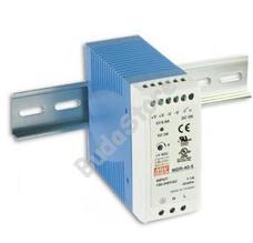 Mean Well MDR-60-24 Mini DIN sínre szerelhető kapcsolóüzemű tápegység MDR6024