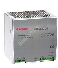 SUNWOR DRP-240-24 DIN sínre szerelhető kapcsolóüzemű tápegység DR24024
