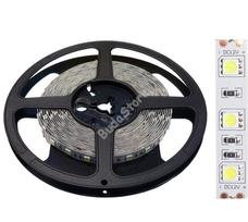 SUNWOR 5050-60D W Dupla LED szalag 5 méter hideg fehér