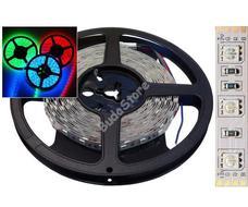 SUNWOR 5050-60D RGB Dupla LED szalag 5 méter színes