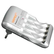 VAPEX VTE11 Mini gyorstöltő AA és AAA méretű NiMH akkumulátorokhoz