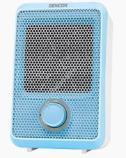 SENCOR SFH 6010BL Forrólevegős hősugárzó kék SFH6010BL