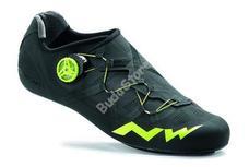 NORTHWAVE ROAD EXTREME RR kerékpáros cipő 46-os fekete 80171010-10-46