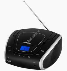 SENCOR SPT 1600 BS Hordozható FM rádió SPT1600BS