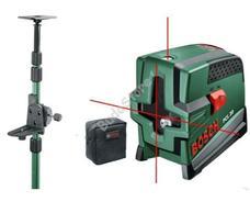 Bosch PCL 20 szintezőlézer + TP320 műszerállvány 0603008203