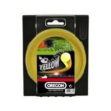 OREGON Damil1.3mmx15mkerek sárga 90150E