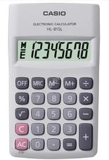 CASIO HL 815 L WE-Zsebszámológép 10001539 HL815L