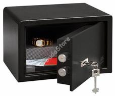 BURG WACHTER Point Safe S P1 bútorszéf kulcsos zárral