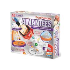BUKI AIMANTES kísérletek mágnessel játék