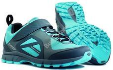 NORTHWAVE ALL TERRAIN Escape Evo női cipő antracit/kék 38-as