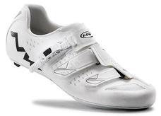 NORTHWAVE ROAD PHANTOM SRS kerékpáros cipő 42-es fehér