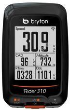 BRYTON RIDER Computer 310T GPS szett +HRM + CAD