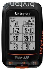 BRYTON RIDER Computer 330T GPS szett +HRM + CAD