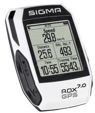 SIGMA ROX 7.0 GPS Computer fehér