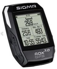 SIGMA ROX 7.0 GPS Computer fekete