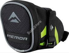 MERIDA biciklis nyeregtáska ME S fekete/zöld 2276003799