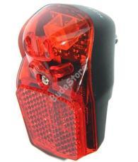 Velotech hátsó dinamós sárvédő lámpa 34611