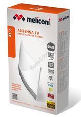 Meliconi AT 55 erősített beltéri antenna DVB-T 55dB 881014BA