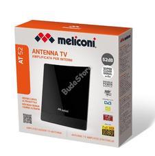 Meliconi AT 52 erősített beltéri antenna 52dB 881013BB