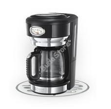 Russell Hobbs 21701-56 Retro fekete kávéfőző