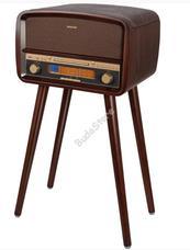 SENCOR STT 019U RETRO lemezjátszó FM/CD/USB STT019U