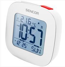 Sencor SDC 1200 W Ébresztős óra SDC1200W fehér