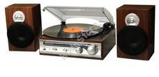 ROADSTAR HIF-5988 Retro HiFi rádióval lemezjátszóval HIF5988
