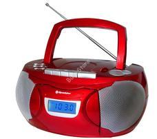 ROADSTAR RCR-3650 UMP RD Hordozható FM PLL rádió CD/MP3