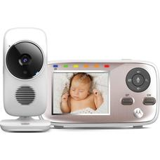 MOTOROLA MBP667 digitális wifi-s videó bébiőr