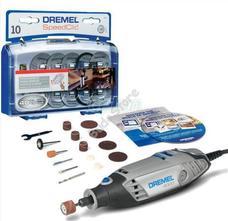 DREMEL 3000-15 + EZ SC 690 S/E Mikrogép szett F0133000KN